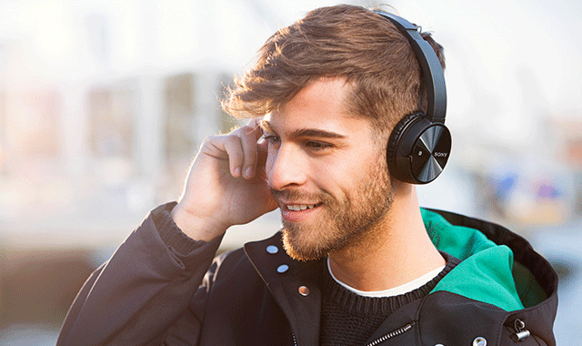 casque audio bluetooth mdr-zx330 sony