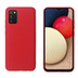 Coque Colorée Myway Samsung Galaxy A02S Rouge