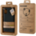 Coque Muvit Bamboo Samsung A41 Noire