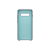 Coque silicone Samsung Galaxy S10plus bleu - vue 4