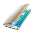 Etui Clear View Cover S6 Edge Plus Or-vue1