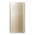 Etui Clear View Cover S6 Edge Plus Or-vue2