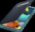 Folio S-View Noir Samsung A51 5G