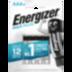 Piles Energizer AAA X4