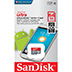 visuels  sandisk ultra sd 64go