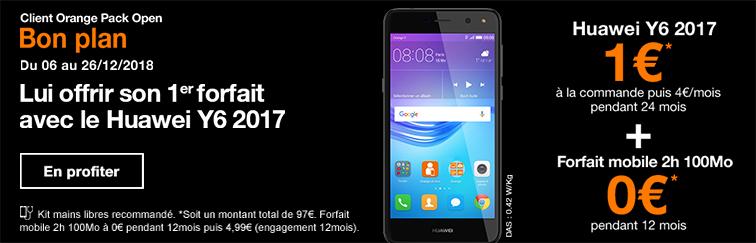 Bundle Huawei Y6 2017
