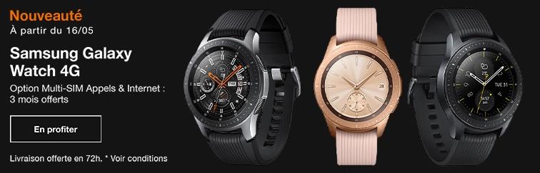Galaxy Watch 4G V2