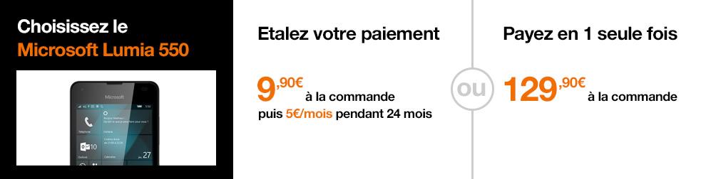 Etalement mobile orange mobile - Payer en plusieurs fois telephone portable ...