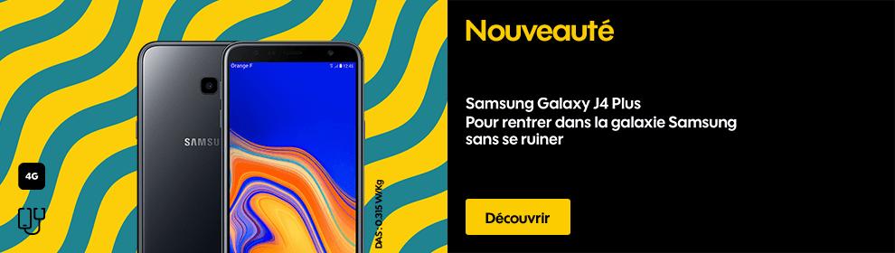 5686816638d5 ... Samsung Galaxy J4 Plus - Pour rentrer dans la galaxie Samsung sans se  ruiner.
