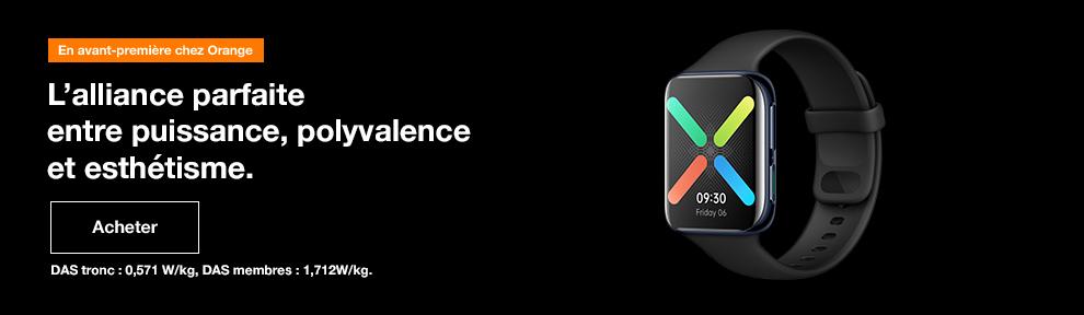 Oppo Watch 46mm Exlu Orange