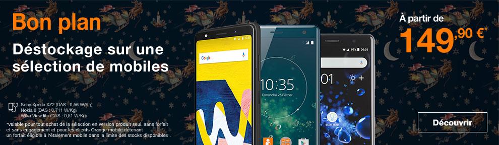 Telephones Mobiles Smartphones Iphone Sur Orange Mobile