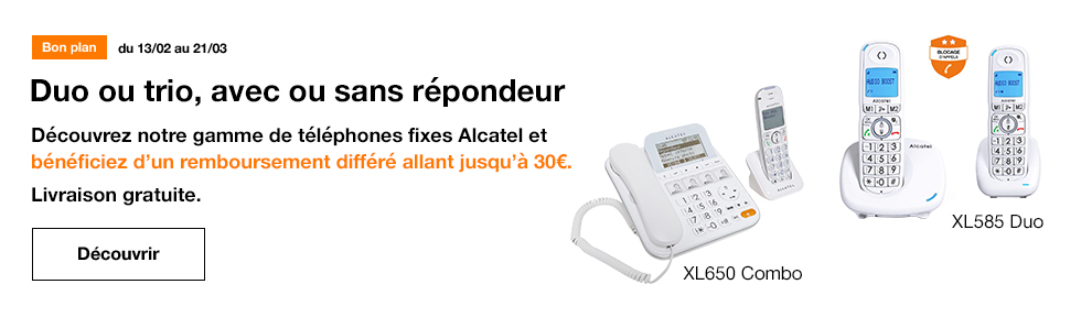 ODR Fixes Alcatel