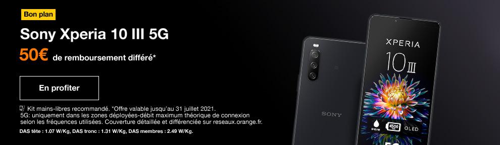 Sony Xperia III 5G