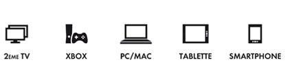 comment avoir canal plus multi ecran